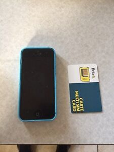 iPhone 5c 32g fido