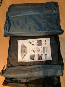 Brand New KEUMER anti-storm and Anti-UV tent (for 3 to 4 ppl)