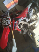 2015 crf 250 maintained very well!