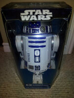 Star Wars Astromech R2-D2 Interactive Animated Droid Robot!!