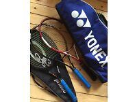 Tennis Equipment - Excellent Condition