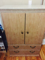 FREE FURNITURES !! DRESSER, COUCH DINNING ETC