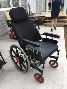 Wheel Chair - Tilt