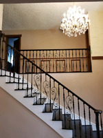 Rebuild and refinish your old stairs from $1500 to $4000