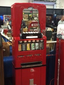 RESTORED 1950's Stoner Candy Vending Machine Kawartha Lakes Peterborough Area image 2