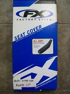 FX & ONE Industries Seat Covers Part # 298524, 3020150, 18630289