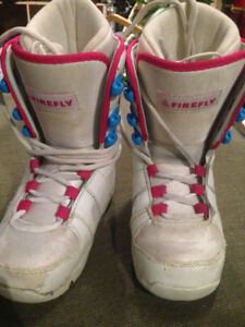 Kids snowboard boots Firefly size 2.5