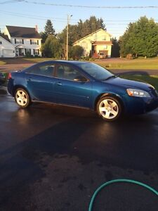 2007 Pontiac G6 - PRICE REDUCED - Newly inspected
