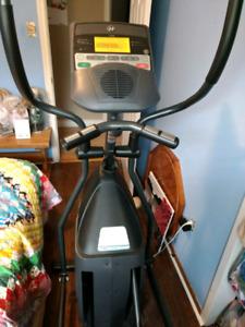 For sale elliptical machine