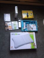 Wii set for sale