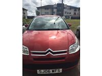 2006 Citroen c4 coupe 1.4 petrol