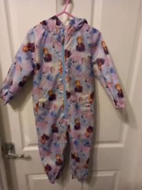 Frozen puddle suit