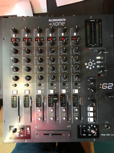 Allen&Heath Xone 62 Professional mixer - for parts