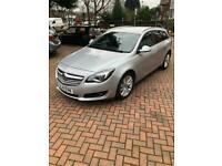 Vauxhall/Opel Insignia Sports Tourer 2.0CDTi SRI Sports ecoFLEX 07871281698