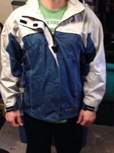 Manteau imperméable de marque wetskins XL