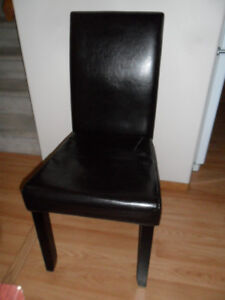 Dining chair.$15.