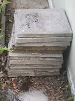 Patio Blocks