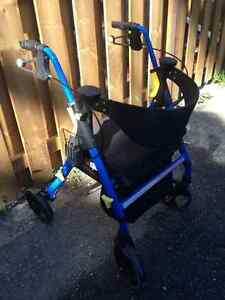 Medline Empower Rollator Walker Kitchener / Waterloo Kitchener Area image 1