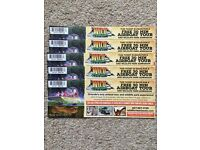 5 x Wild Florida 30 minute Air Boat Ride with Wildlife Park Admission