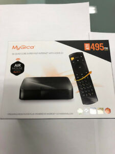 MyGica ATV 495 PRO, 4KQuad Core Android Box