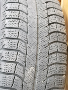 205/65/r15  STUDLESS MICHELIN ICE -X