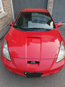 2000 Toyota Celica GTS *not running* for parts or hobby