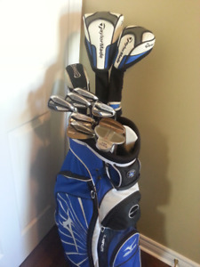 Men's Right Handed Golf Club Set – TaylorMade