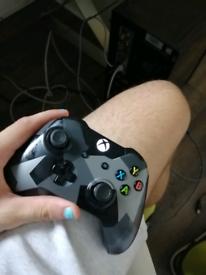 Xbox 1+Controller
