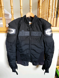 Icon timax 2 motorcycle jacket
