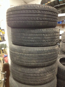 Car tires various sizes 13,14,15,16, 17, 18 , inch sizes. Kitchener / Waterloo Kitchener Area image 6
