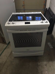 Oven/Stove Whirlpool 2017