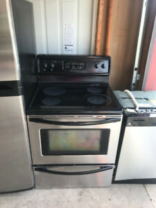 Frigidaire smooth glass top stove for sale*