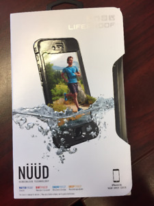 LifeProof Nuud Case for Iphone 6s - Brand New In Box