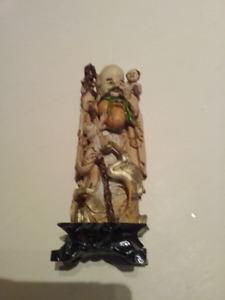 Statue de bouddha rieur avec enfants à vendre