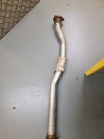 Defender 200tdi straight pipe