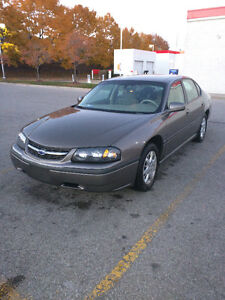2003 Chevrolet Impala Sedan! Great condition, Going cheap! Kitchener / Waterloo Kitchener Area image 2