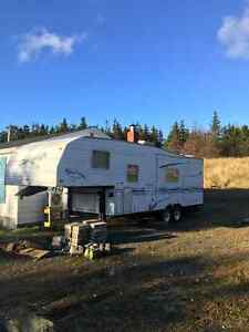 2001 28 Foot Prowler Fifthwheel Trailer or Trade St. John's Newfoundland image 1