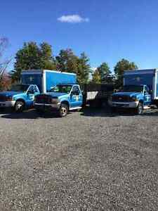 Ford F550 and F450 trucks for sale