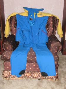 1988 Calgary Olympic Winter Games - Ski Suit