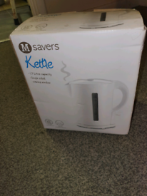 M savers kettle brand new