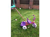 Kids princess trike