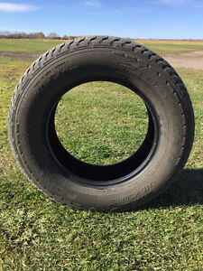 4 - Goodyear Fortera HL Edition P255/65R18 Tires