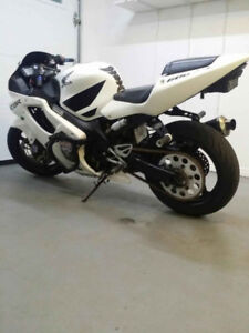 2001 Honda F4i for sell or trade