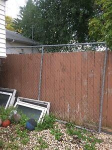 Large yard gate