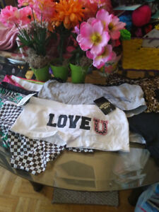 Assorted styles boy shorts panties