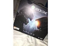 Limited Edition Halo 5 Xbox One Great Condition