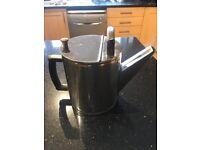 8 Pint Burshaw Cona Tea Pot - stainless steel tea pot.