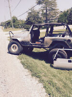 2004 Jeep TJ Unlimited Convertible