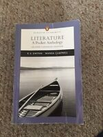 Literature Anthology with Online code $10!!!