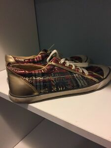 Coach sneakers size 8